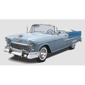 Revell 1:25 55 Chevy Bel Air Convertible: Toys & Games