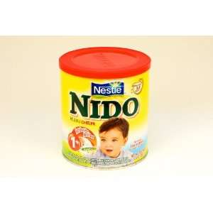 Nido Kinder 1+ Powdered Milk 12.69 oz:  Grocery & Gourmet