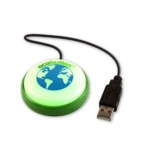 Energy Saving Eco Smart Computer Button (Conserve Energy) Home