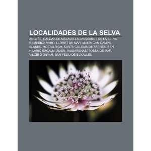 Blanes, Hostalrich (Spanish Edition) (9781231733769) Source