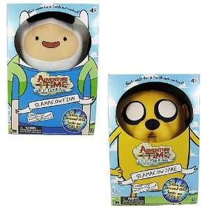 Adventure Time 20 Inch Slamacows Jake and Finn Set Toys & Games