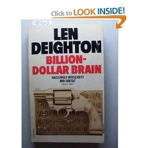 Billion Dollar Brain (9780425044711): Len Deighton: Books
