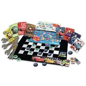 Disney Pixar Cars 2 Mille Bornes   A Classic Race Card