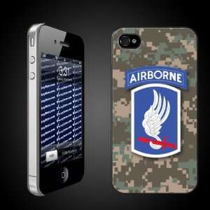 Military Divisions iPhone Case Designs 173rd Airborne BCT