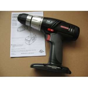 Craftsman 19.2 Volt 1/2 inch Drill 315.114852 (Bare Tool, No Battery