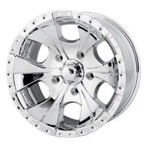 Ion Alloy 165 Chrome Wheel (16x10/8x165.1mm) Automotive