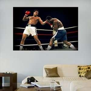 Ali Frazier Fathead Wall Graphic Fight Mural