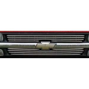 Putco Virtual Horizontal Grille Insert w/ Logo Cut Out   Stainless