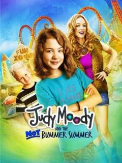Judy Moody and the NOT Bummer Summer: Heather Graham