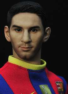 handmade messi(Barcelona football player) custom figure set(30pcs