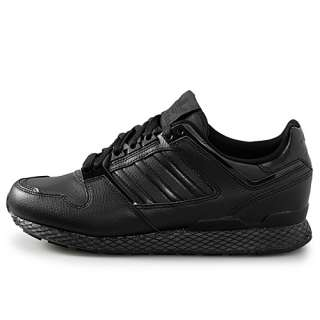 ADIDAS ZXZ ADV LEATHER MENS Black Shoes All Sizes Cheap Fast