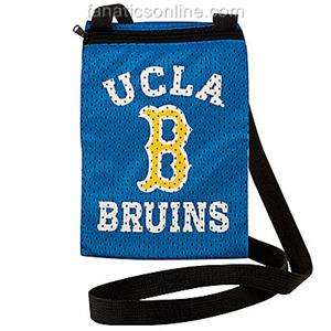 UCLA Bruins Game Day Purse Bag Ladies Women Tote Pouch