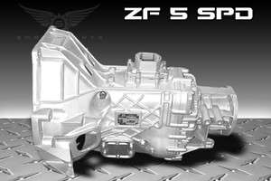ZF 5 Speed Manual Transmission F150 F250 F350 Bronco