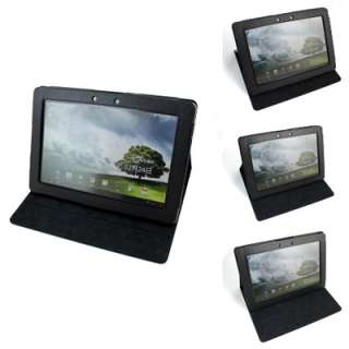 Multi Angle Folio Leather Case Cover Stand for ASUS EEE PAD PRIME