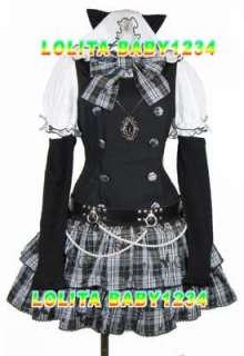 New Clubwear Halloween~Sassy Gothic Kei Japan Dolly~Lolita Custom~Rare