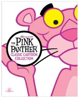 The Pink Panther Classic Cartoon Collection