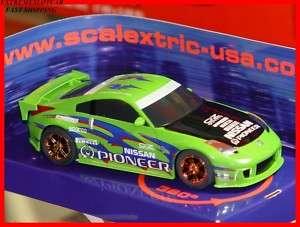 Scalextric C2671 Nissan 350Z 1/32 Scale Slot Car
