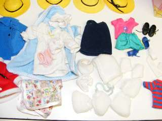 Eden Doll/Case/Clothes Nicole,Pepito,Yvette,Chloe,Danielle WOW