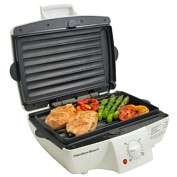 Product Image. Title Hamilton Beach 25285 Electric Grill