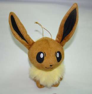133 EEVEE pokemon pokedoll plush stuffed doll soft toy figure SR07