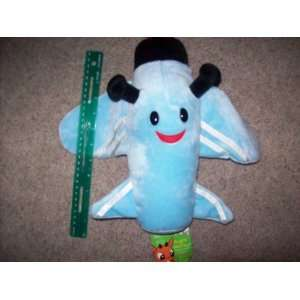 Rudolph/ Island of Misfit Toys/ Misfit Plane 16 Plush: Toys & Games