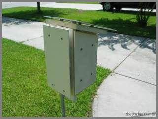 Bird House Nest Box Heat Shields Kit |