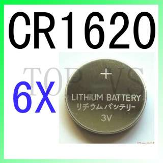Lithium Coin Cell Battery CR1620 CR 1620 DL1620 ECR1620 280 208 5009LC