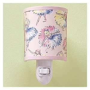 Kids Unique Nightlight Lamps   Night Light (Ballerina) 3.25 x 3.75h