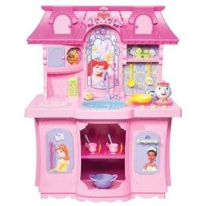 Disney Princess Ultimate Fairytale Kitchen   Girls Toys, Play Kitchen