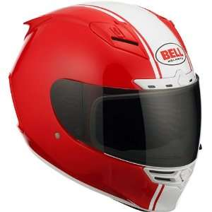 Bell Star Rally Helmet   X Large/Gloss Red Automotive