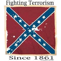 Dixie Rebel Fighting Terrorism Since 1861
