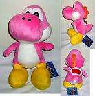 sales nintendo super mario bros yoshi plush figure doll $ 6 99 time