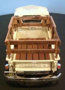 NIB Rare 125 Ertl 1950 CHEVY PICKUP TRUCK National Toy Truck