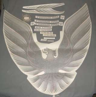 1979 10th Ann. Pontiac Trans Am Decal Kit Ultimate