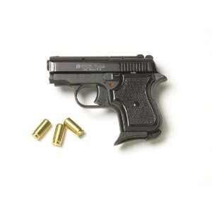 Tuna V950 JF Blank Firing Replica Pistol   Black Finish