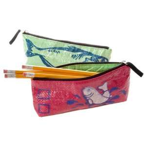 Rice Bag Pencil Case (Dark Pink)
