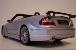 Kyosho 118 Mercedes Benz CLK DTM AMG Cabriolet Street