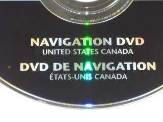 CADILLAC ESCALADE EXT ESV NAVIGATION NAV DVD ROM 15878293 86271