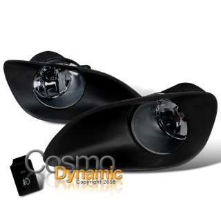 06 08 TOYOTA YARIS SEDAN OEM SMOKE DRIVING FOG LIGHTS