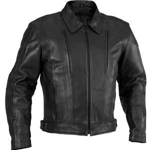 River Road Cruiser Mens Classic Leather Harley Touring Motorcycle