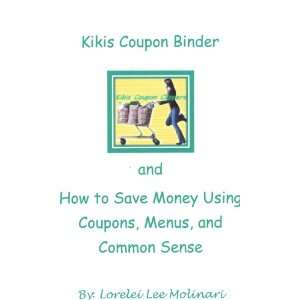 Kikis Coupon Binder and How to Save Money Using Coupons