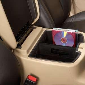 2010 2012 GMC Yukon,Siera Frt Floor Console Organizer