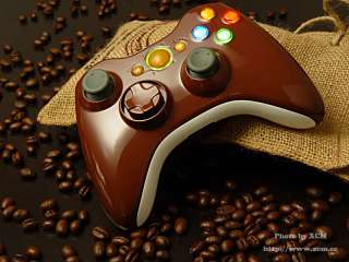 XCM 360 WIRELESS CONTROLLER SHELL *COFFEE* WITH NEW D PAD