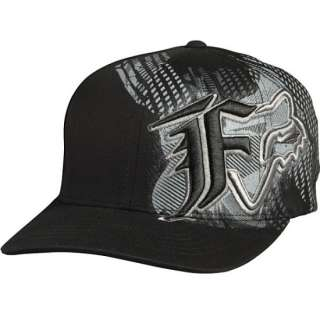 Fox Racing Prospect Flexfit Hat F Head logo