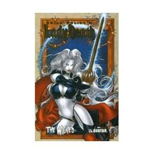 The Wicked (Brian Pulidos Lady Death, Issue 1): R. Ortiz, C. Mendoza