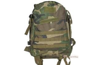 US ARMY MILITARY COMBAT BACKPACK RUCKSACK HIKING CAMPING BAG