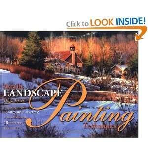 Acrylic Landscape Painting Techniques (9781581806380
