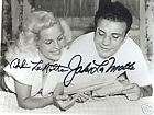 World Champion JAKE LAMOTTA in person signed 12x8 items in MUSTAVE