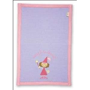 Stephen Joseph Princess Baby Burp Cloth Baby