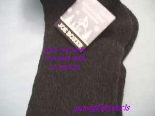 Womens JOE BOXER SLIPPER SOCKS SZ 9 11 Black White NEW